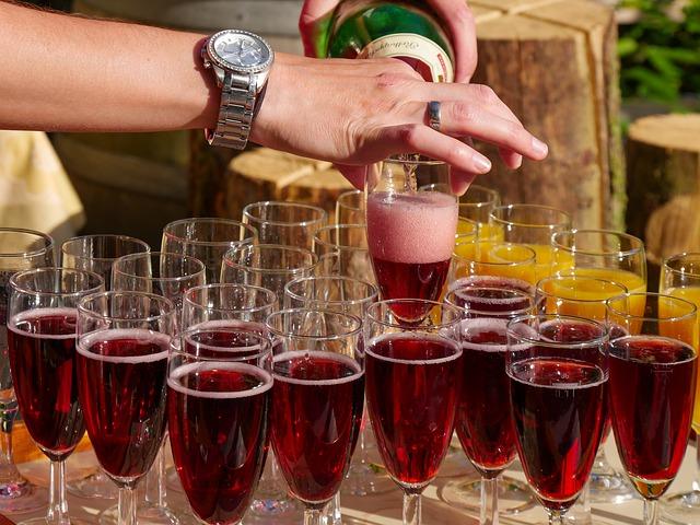 Signature Drinks Reception Ideas