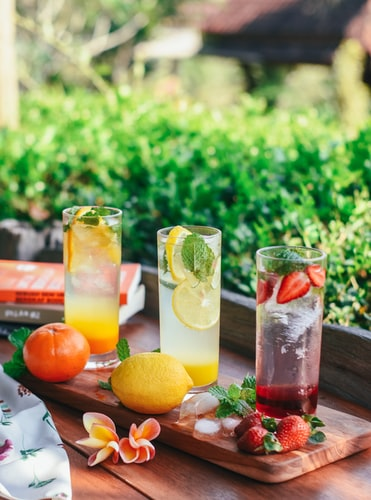Non alcoholic drinks options for your Wedding