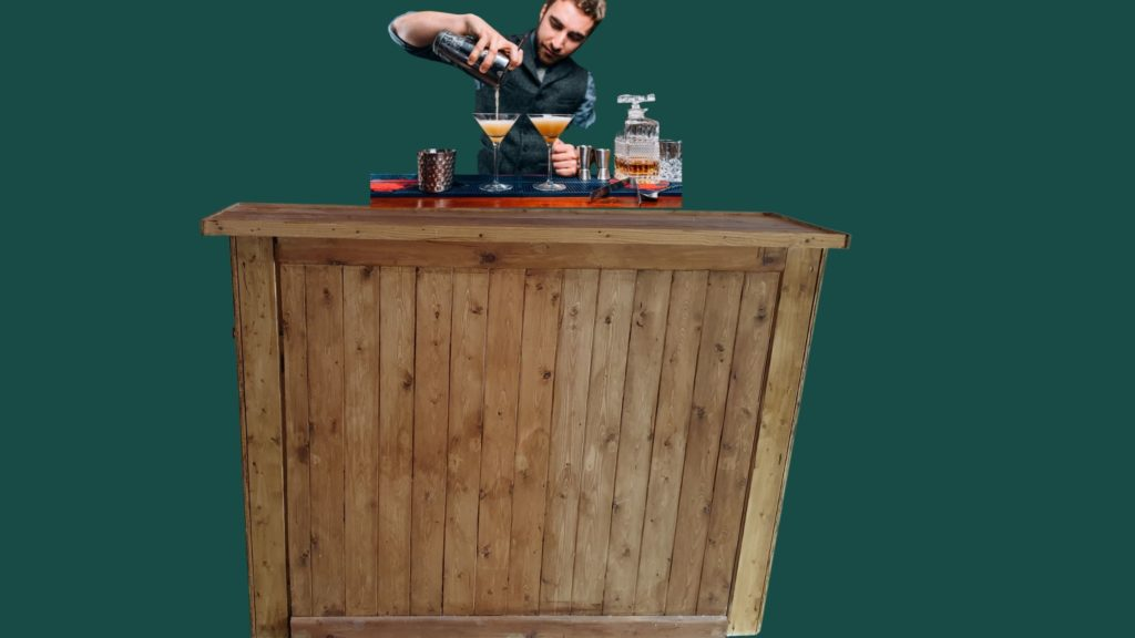 Things to consider when hiring a bar for your Wedding